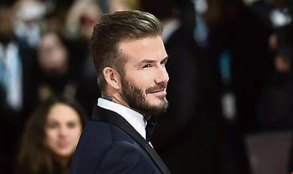 David Beckham (Foto: Divulgação)