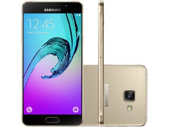 Galaxy A5 2016 (Foto: Divulgação Samsung)