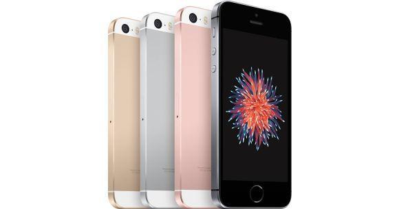 iPhone SE (Foto: Divulgação Apple)
