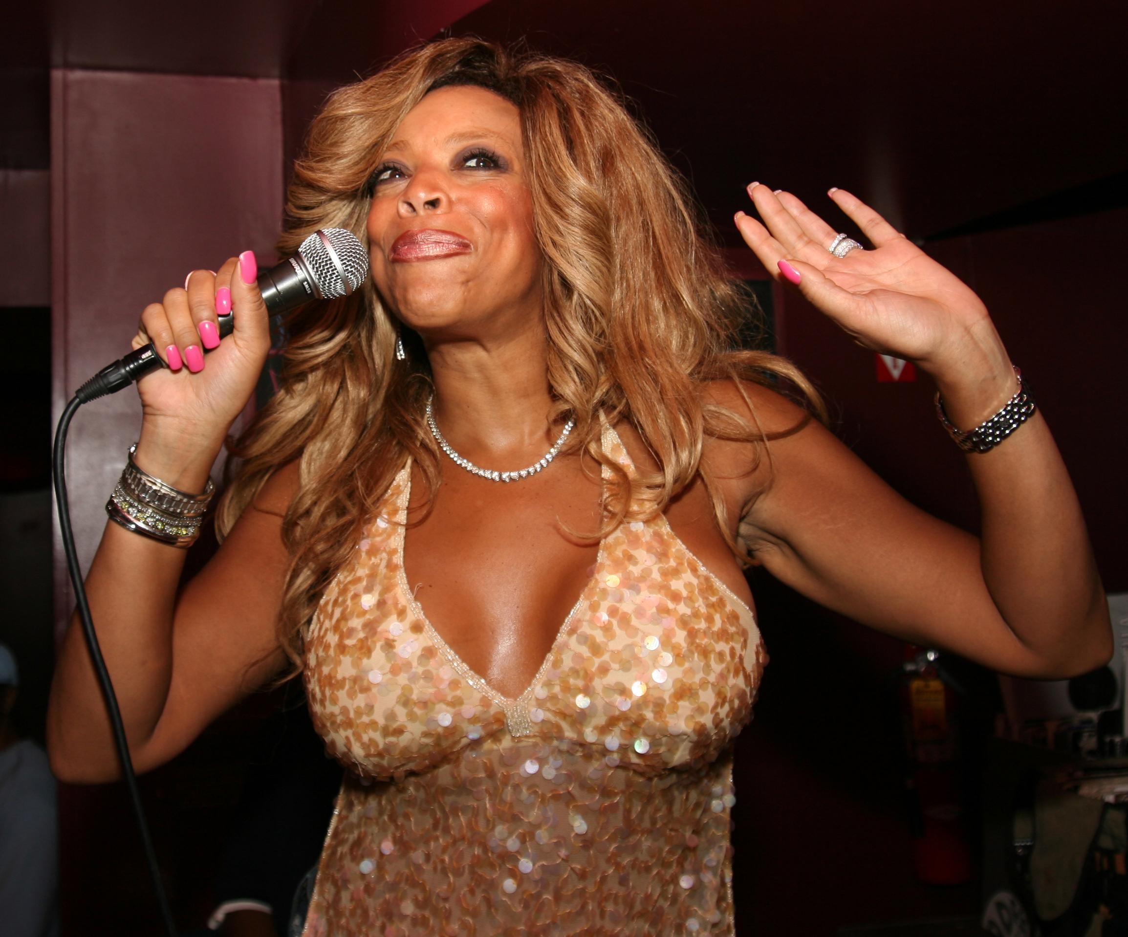 A cantora gostava de se apresentar nua (Foto: Divulgação)