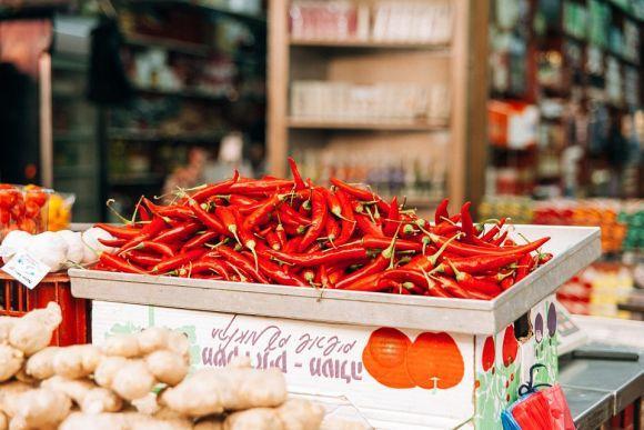 Consumir pimenta fresca é o melhor (Foto Ilustrativa)