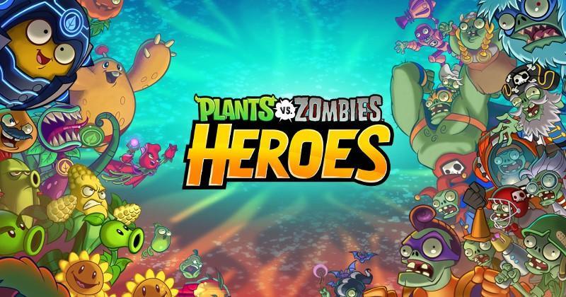 Plants vs. Zombies Heroes (Foto: Divulgação)