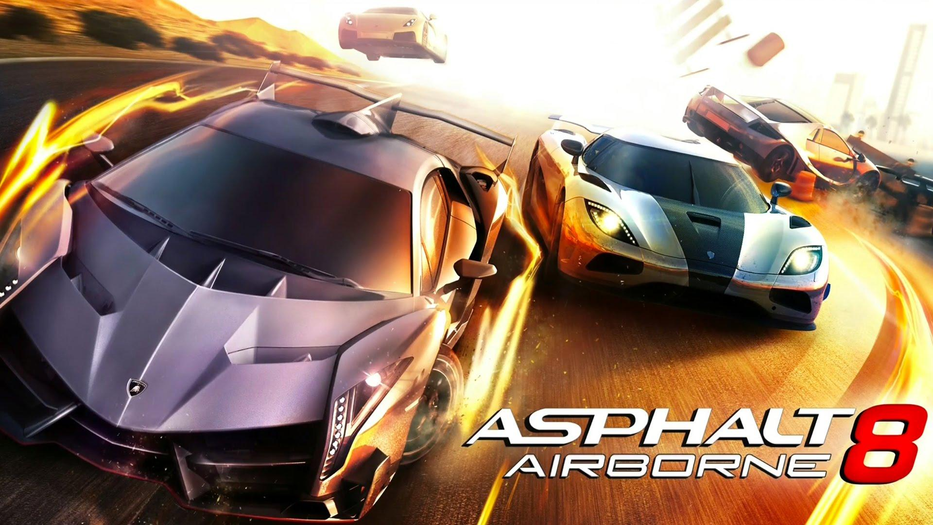 Asphalt 8 Airborne (Foto: Divulgação)
