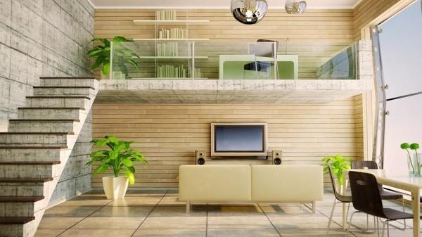 Faça um escritório em seu mezanino (Foto: Divulgação)