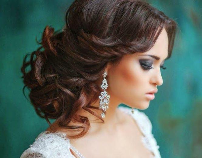 Penteado diferente para noivas (Foto: Divulgação)