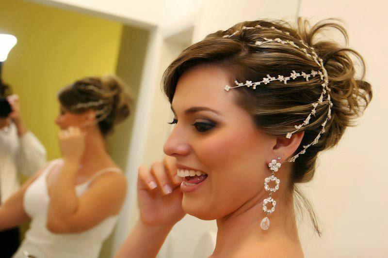 Penteados incríveis para noivas (Foto: Divulgação)