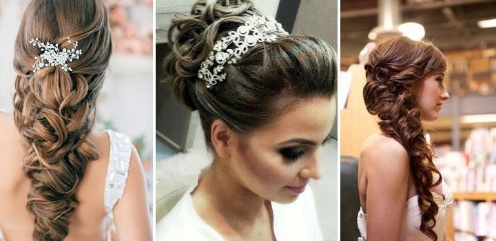 Mais um modelo de penteado de noiva (Foto: Divulgação)
