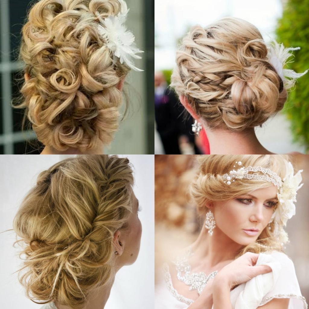 Penteados para noivas e casamentos (Foto: Divulgação)