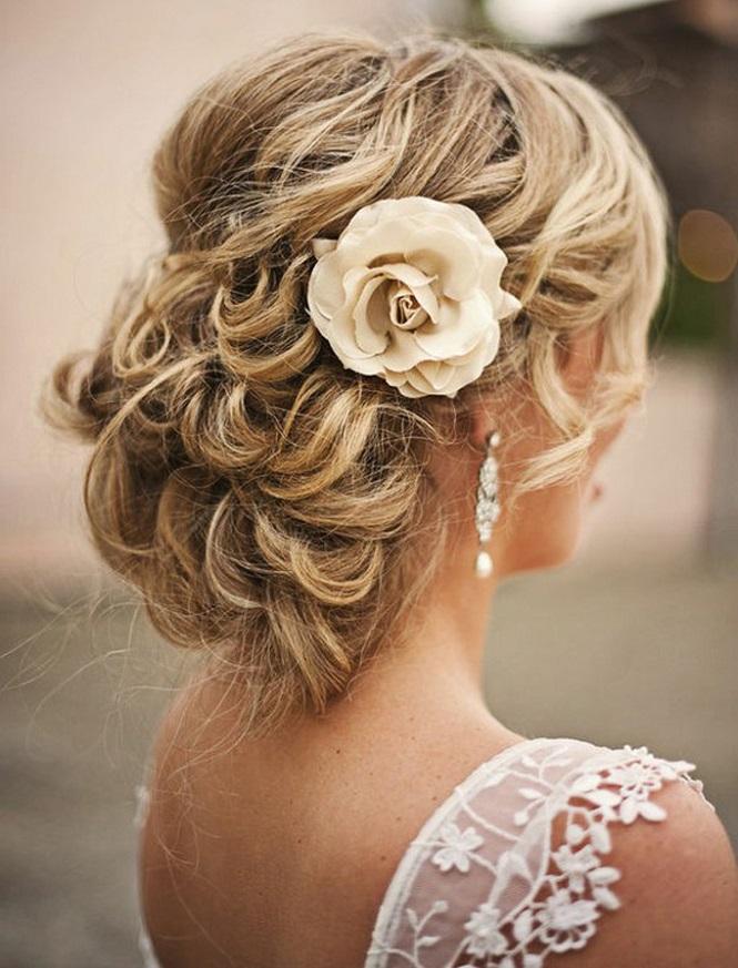 Modelos perfeitos de penteados para noivas (Foto: Divulgação)