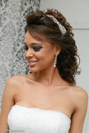 Mais modelos de penteados para noivas (Foto: Divulgação)