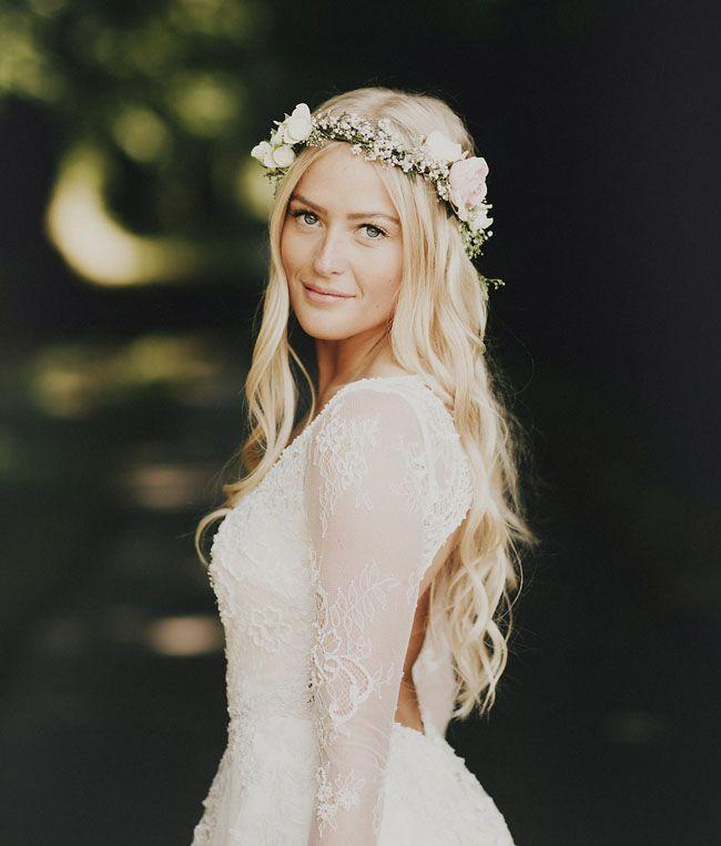 Aposte em um lindo penteado para noivas (Foto: Divulgação)