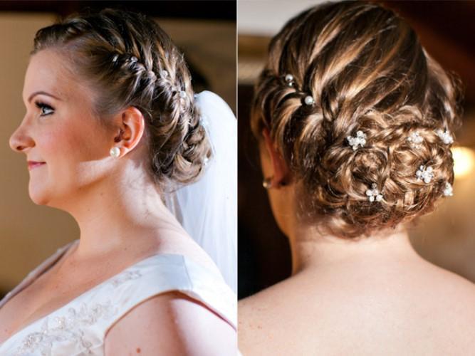 Penteado delicado para noivas (Foto: Divulgação)