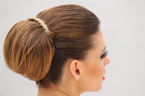Penteado para qualquer tipo de rosto (Foto: Divulgação)