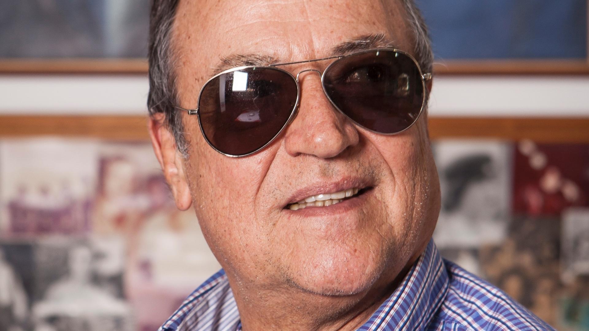 Ed Carlos: ex-cantor da Jovem Guarda (Foto: Divulgação)