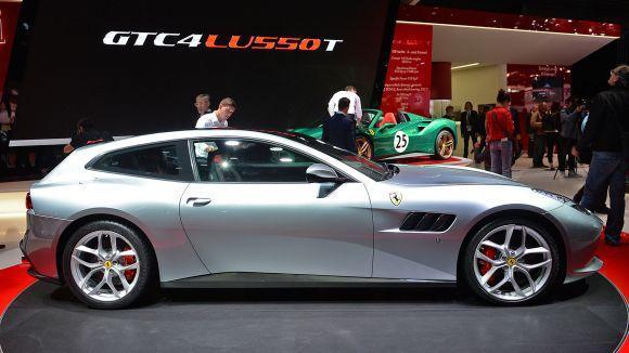 Ferrari GTC4Lusso T (Foto: Reprodução)