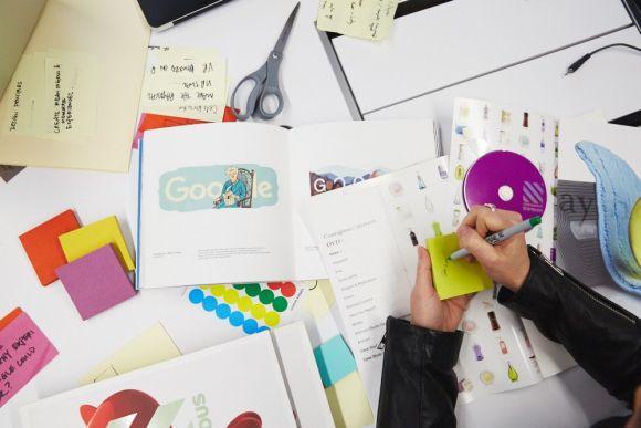 Os estagiários poderão mostrar toda a sua criatividade (Foto: Divulgação Google)