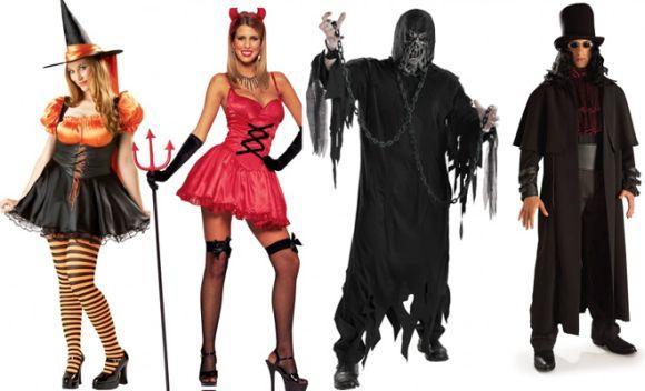 Halloween 2016 modelos de fantasias (Foto Ilustrativa)