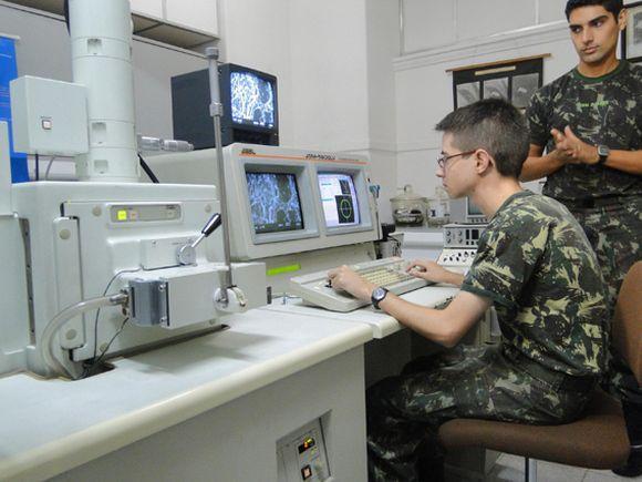 Os cursos de engenharia do IME estão entre os melhores do Brasil (Foto: Divulgação IME)
