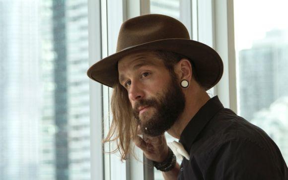 A novidade também pode ser usada nas barbas curtas (Foto: Divulgação Krato)