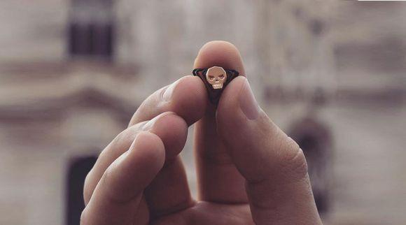São três formatos principais das joias (Foto: Divulgação Krato)