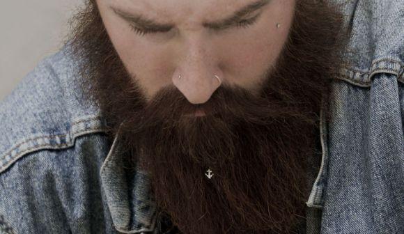 A joia deixa a barba ainda mais estilosa (Foto: Divulgação Krato)