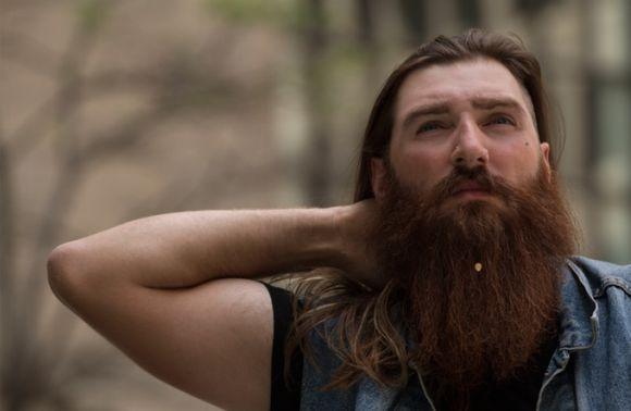 Joia para a barba: Tendências e fotos