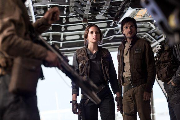 Rogue One: Uma História Star Wars (Foto: Divulgação Lucasfilm)