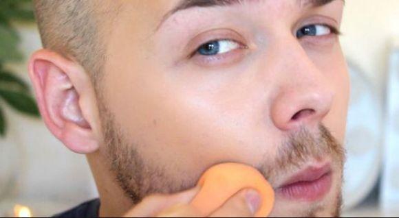 Novos produtos masculinos de maquiagem devem ser lançados em 2017 (Foto Ilustrativa)