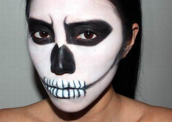 Maquiagens para Halloween 2016: Fotos (Foto Ilustrativa)