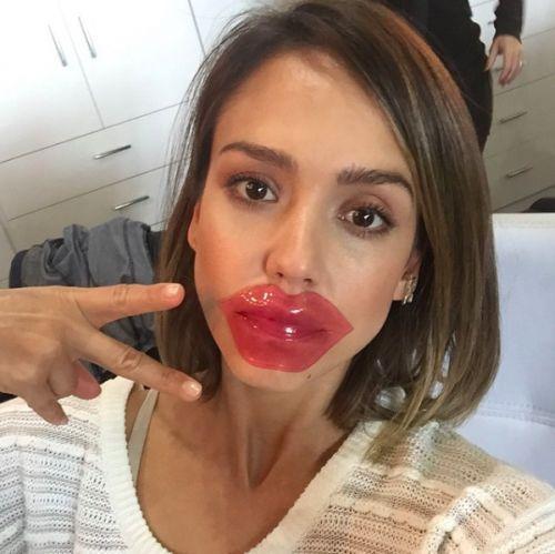 A máscara é um sucesso entre as celebridades (Foto Ilustrativa)