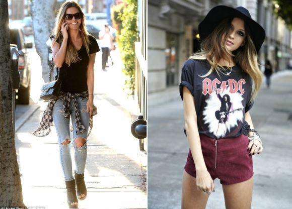 Moda Rocker: looks e estilos