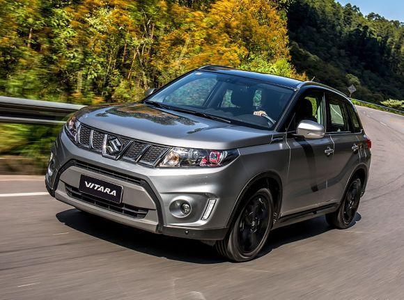 Nova Suzuki Vitara 2017: fotos, preços (Foto: Divulgação Suzuki)