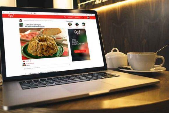 PIP rede social para quem gosta de cozinhar (Foto: Divulgação PIP)
