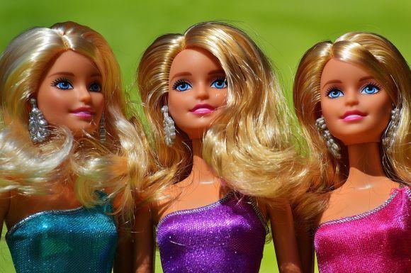 A clássica boneca Barbie é um dos presentes preferidos das meninas (Foto Ilustrativa)