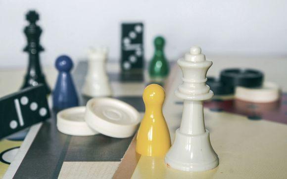 Os jogos de tabuleiro também estão na lista (Foto Ilustrativa)