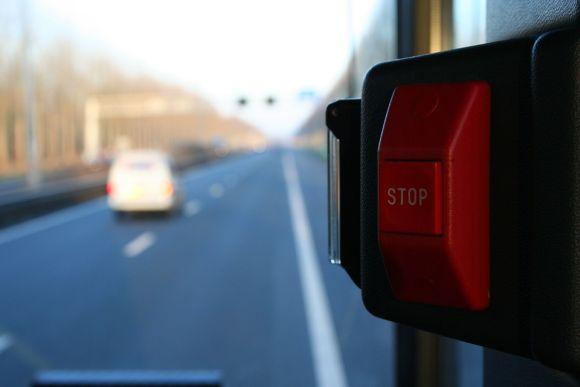 As faixas e corredores exclusivos permitem uma melhor circulação dos ônibus (Foto Ilustrativa)