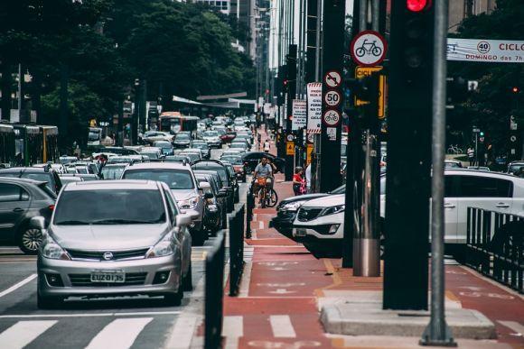 As mudanças no trânsito da capital paulista são temporárias (Foto Ilustrativa)