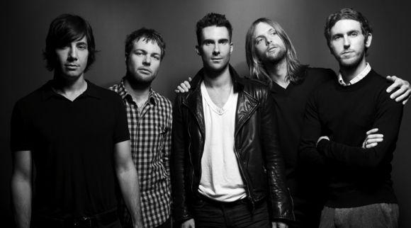 Maroon 5 foi a primeira atração a ser confirmada para o evento (Foto Ilustrativa)