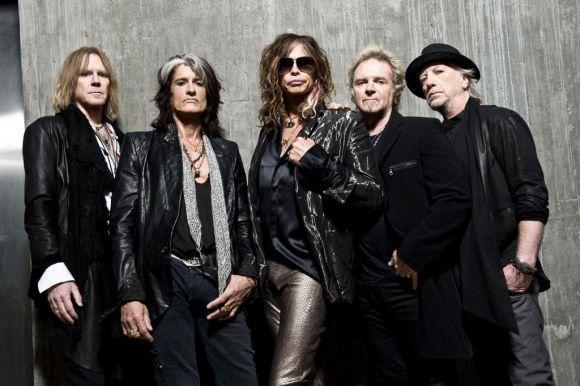 Aerosmith vai se apresentar no dia 21 de setembro (Foto Ilustrativa)