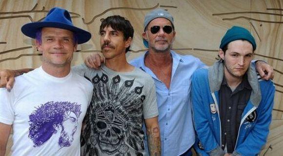 O Red Hot Chili Peppers vai encerrar o festival, fazendo show no dia 24 de setembro (Foto Ilustrativa)