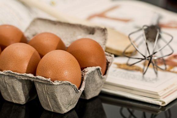O ovo é uma boa fonte de proteínas (Foto Ilustrativa)
