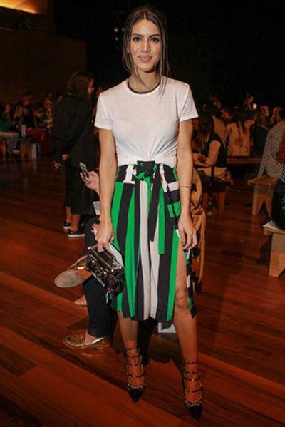 Camila Coelho (Foto: Reprodução Marie Claire)