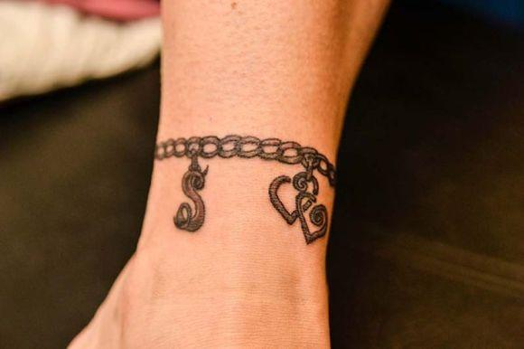 Tatuagem bracelete 2017: tendências e fotos (Foto Ilustrativa)