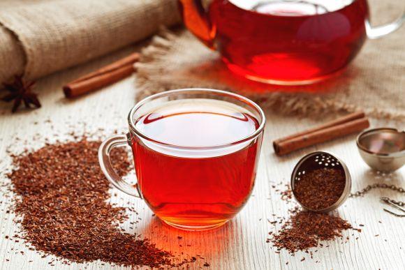 Chá de Rooibos (Foto Ilustrativa)