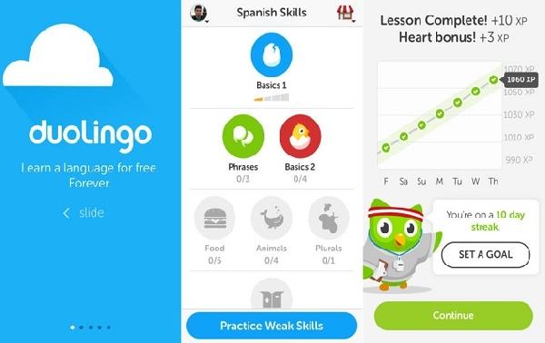 Aprenda inglês, francês, espanhol e outras línguas com o Duolingo (Foto: Reprodução Duolingo)