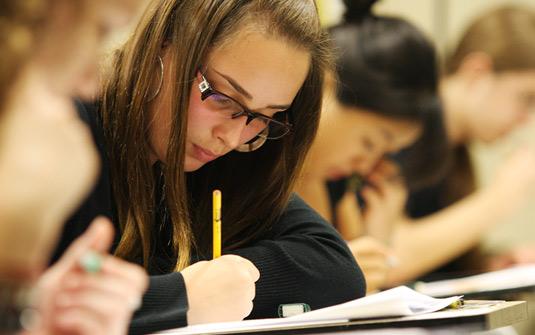Somente quem estuda muito consegue entrar nos cursos mais concorridos nos vestibulares (Foto: Divulgação)