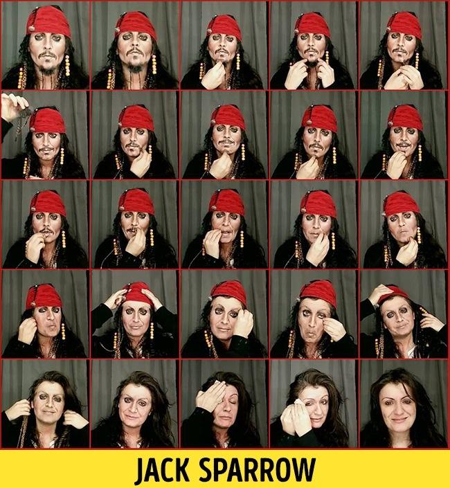 Jack Sparrow (Foto: Divulgação)