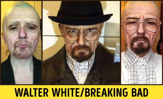 Walter White (Foto: Divulgação)
