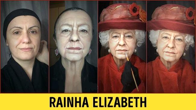 Rainha Elizabeth (Foto: Divulgação)