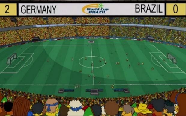 Vitória da Alemanha na Copa do Mundo (Foto: Divulgação)